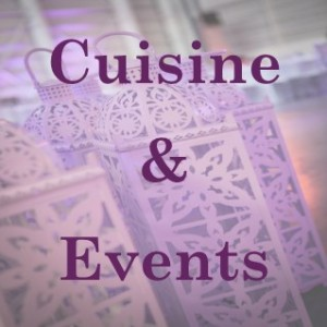 Cuisine and Events by Mia Anzola Twitter Account